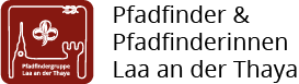 Pfadfindergruppe Laa Logo